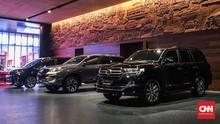 Renovasi Dealer Mobil Habiskan Rp50 Miliar