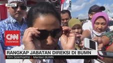 VIDEO: Menteri BUMN, Rini Soemarno Siap Jika Dipanggil KPPU