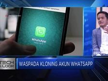Dua Langkah Amankan Akun Whatsapp
