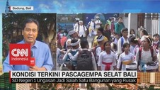 VIDEO: Kondisi Terkini Pascagempa Selat Bali