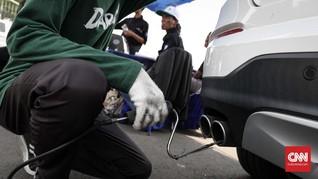 Jerat Mobil Berpolusi, Anies Rilis Aplikasi E-Uji Emisi