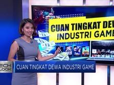 Cuan Tingkat Dewa Industri Game