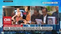VIDEO: Penyerangan Terhadap Novel Tak Terkait Masalah Pribadi