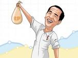 5 Tahun Pertama Jokowi, Mana Investasi Paling Cuan?