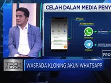 Waspada Whatsapp Anda Dikloning