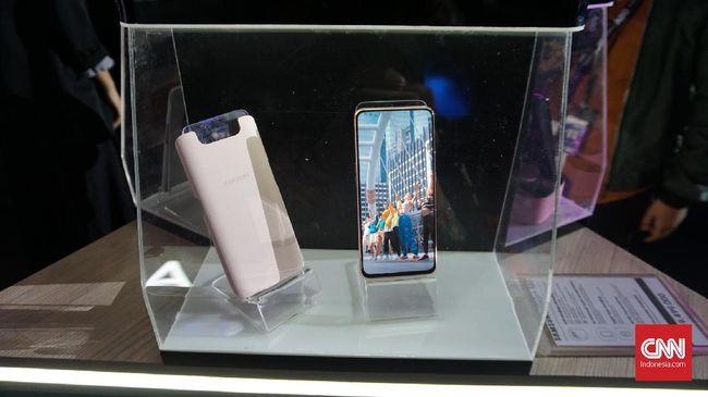 Samsung Tak Beri Garansi Khusus Kamera Putar Galaxy A80