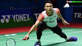 Jojo Ingin Nikmati Status Tunggal Putra Terakhir Indonesia