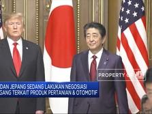 Kesepakatan Tarif AS-Jepang Masih Alot