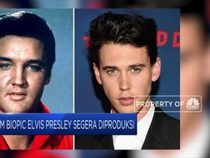 Film Biopic Elvis Presley Segera Diproduksi