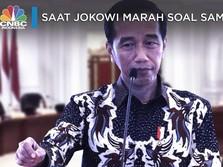 Saat Jokowi Marah Soal Sampah yang Menumpuk