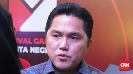 Erick Thohir Harap Kabinet Terpilih Diisi Orang Berkeringat