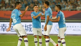 Man City Hajar West Ham 4-1 di Semifinal Premier League Asia