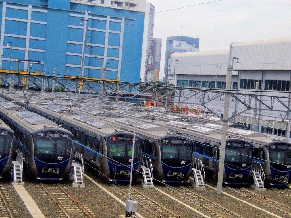 Surabaya pun pernah berencana untuk memiliki moda transportasi massal seperti trem di Kota Pahlawan. Namun, rencana tersebut hingga kini belum terealisasikan. Istimewa/Dok. Wikipedia/ Vulphere.