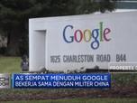 Google Akhiri Sejumlah Kemitraan di China