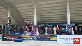 Jago Badminton Belum Tentu Mahir AirBadminton