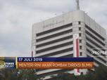 Menteri Rini Bersiap Rombak Direksi BUMN