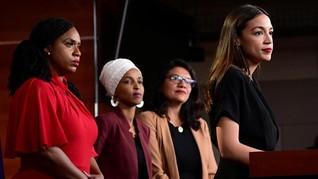 Jejak dan Gertak Empat Perempuan AS Korban Kicau Rasial Trump