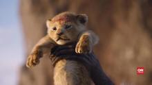 VIDEO: Wajah Baru 'The Lion King' di Bioskop Setelah 25 Tahun