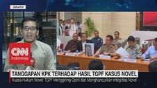 VIDEO: Tanggapan KPK Terhadap Hasil TGPF Kasus Novel