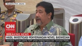 VIDEO: Hasil Investigasi TGPF Penyerangan Novel Baswedan