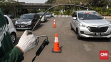 FOTO: Uji Emisi Kendaraan Cegah Polusi Udara di Jakarta