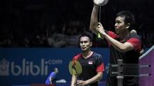 Ahsan/Hendra Minta Hawkeye Segera Dipasang di Indonesia Open