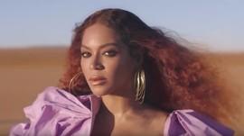 Beyonce Pamerkan Pesona Afrika di Video Musik 'Spirit'