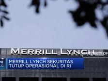 Merrill Lynch Sekuritas Hengkang dari RI