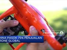 Pasar Drone Diproyeksi Naik 3 Kali Lipat