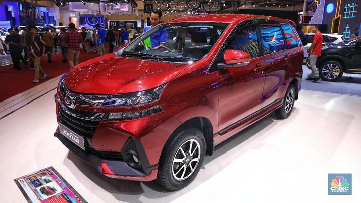 Daihatsu Xenia X MT Rp 186.650.000 (CNBC Indonesia/Andrean Kristianto)