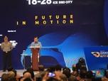 Pameran GIIAS 2019 Dibuka, Saham Astra & Indomobil Menguat