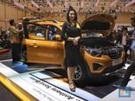Muncul di GIIAS 2019, Nih Penampakan Renault Triber