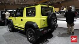 Bedah Spesifikasi Suzuki Jimny 4WD