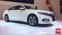 Honda Tak Mau Jadi Pengekor di Segmen Mobil Hibrida