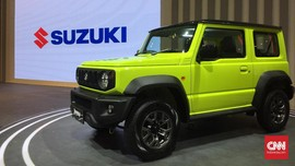 Suzuki Pastikan Jimny di Indonesia Bebas 'Recall'