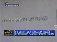 IMF: Konflik Ganggu Ekonomi Global