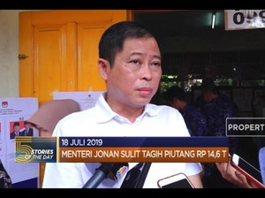 Menteri Jonan Sulit Tagih Piutang Rp 14,6 T