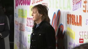VIDEO: Paul McCartney Terlibat di Balik Layar Pentas Musikal
