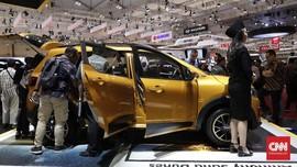 Duel Jokowi vs Prabowo Disebut Turunkan Pasar Mobil 10 Persen