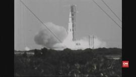 VIDEO: Kisah Wartawan Menjadi Saksi Peluncuran Apollo 11