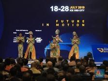 Pembukaan GIIAS 2019, Yuk Intip Mobil Baru yang akan Meluncur