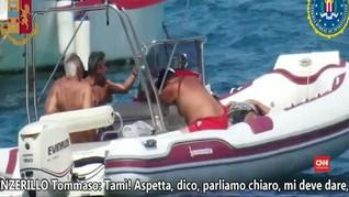VIDEO: Kolaborasi FBI dan Polisi Italia Tumpas Klan Mafia