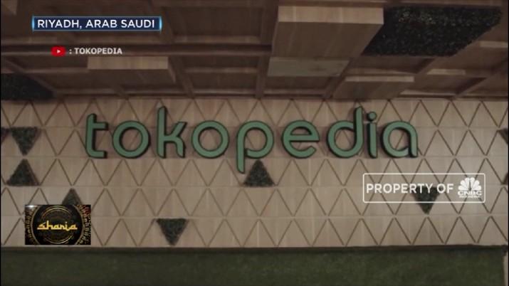 Traveloka-Tokopedia Garap Umrah Digital (CNBC Indonesia TV)