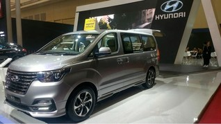 Hyundai H-1 Royale Limited Edition Hadir di GIIAS