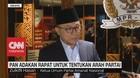 VIDEO: PAN Adakan Rapat Untuk Tentukan Arah Partai