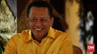 Maju Calon Ketum, Bamsoet Ingin Munas Usai Pelantikan Jokowi