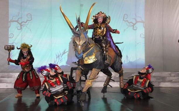 Teater Koma Gelar Pementasan Goro-Goro: Mahabarata 2