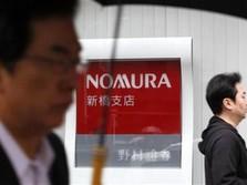 Nomura Sekuritas Hengkang, Bisnis Underwriter-nya Anjlok 54%
