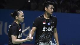 Owi Gemas Performa Ganda Campuran di Indonesia Open