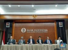 Top! Bank Indonesia Pangkas Bunga Acuan, IHSG Tembus 6.400